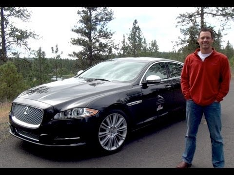 2012 Jaguar XJL Portfolio Drive & Car Review