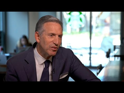 Starbucks' Howard Schultz was