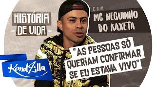 """História de vida com MC Neguinho do Kaxeta – """"Maior dificuldade foi o atentado em 2012"""""""