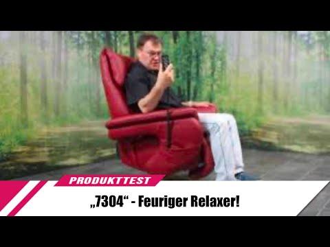 Himolla 7304 Easy Swing Relaxsessel   Leder chili