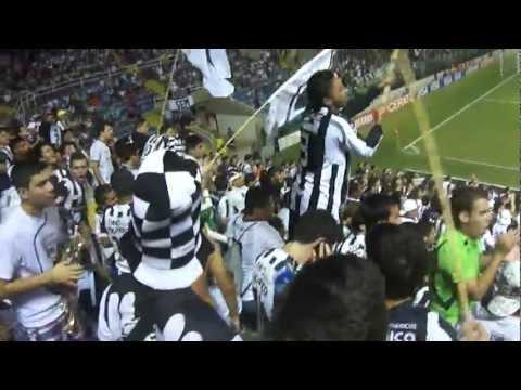 """Setor Alvinegro - Ceará 2 x 2 Paraná - 11.04.12"" Barra: Setor Alvinegro • Club: Ceará"