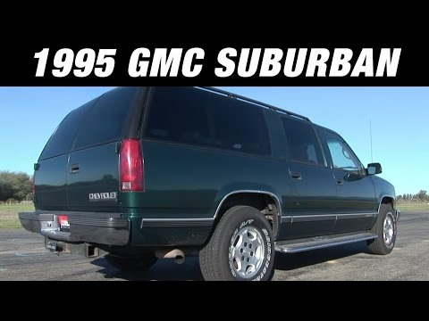1995 GMC Suburban with Flowmaster 70 Series