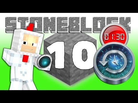 STONEBLOCK ⛏️ - #10 - STROJ ČASU !