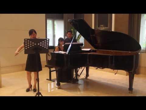 Cinema Paradiso Love Theme Composer: Ennio Morricone Pianist: Emily Ho Violinist: Joy Kuo