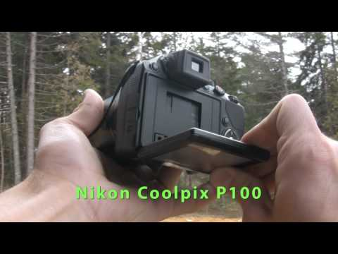 Nikon Coolpix P100 Review