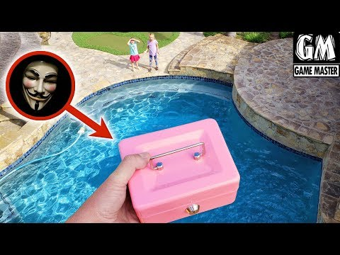 Game Master's Little Pink Box! THE MOVIE!!!