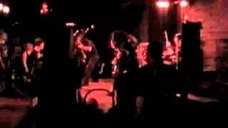 To Violently Vomit (Disgorge) FULL INSTRUMENTAL SET live @ GRIND THE BLIND 2011