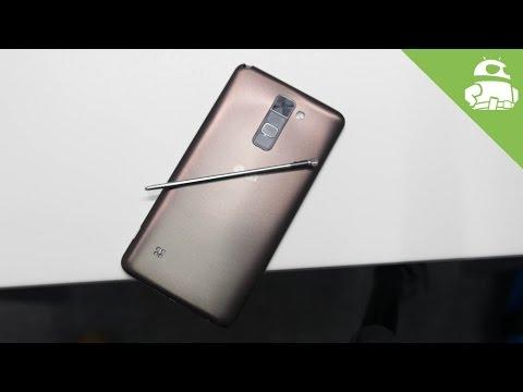LG Stylus 2 hands-on
