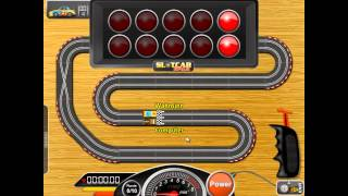Slotcar Race auf funwin