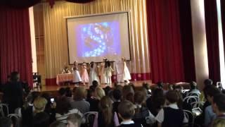 Фрагмент из сказки снежная королева танец
