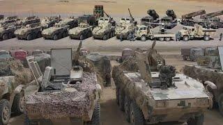 Chiny i Rosja ćwiczenia wojskowe