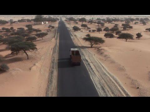 Une Route pour les Mauritaniens
