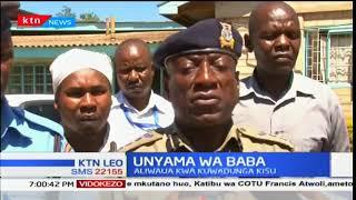 Baba awauwa wana wanne waziri Eugene Wamalwa akilaumu Musalia Mudavadi: KTN Leo