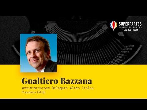 Intervento di Gualtiero Bazzana, Presidente di ISTQB