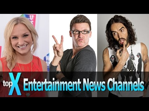 Top 10 YouTube Entertainment and Alternative News Channels -  TopX Ep.10