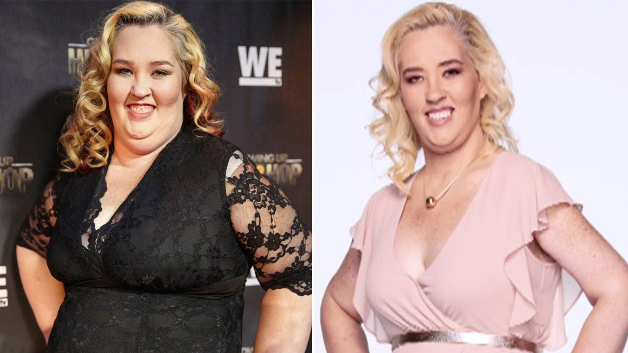 Mama June Lost Weight But Is Still Terrible thumbnail