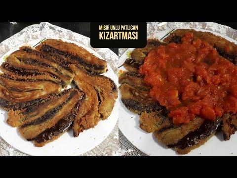 Download Mısır Unlu Patlıcan  Kızartması Tarifi - Hülya Ketenci - Yemek Tarifleri HD Mp4 3GP Video and MP3