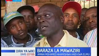 Wakenya watoa maoni kuhusu baraza la mawaziri iliyotajwa na rais Uhuru Kenyatta: Dira ya Wiki
