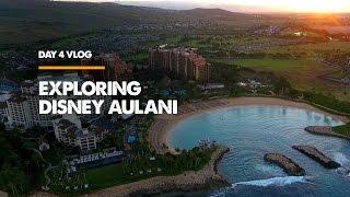 Exploring Disney Aulani - Day 4 VLOG