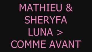 Sherifa Luna && Mathieu Edwards