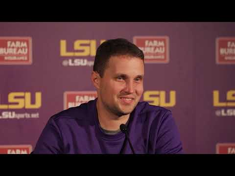 LSU's Will Wade talks about signing 5-star Cam Thomas, upcoming game vs. UMBC, Jamaica Classic