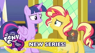 MLP: Equestria Girls - Part 2 Sunset Shimmer's Saga: Forgotten Friendship  🏰