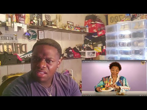 Black Moms Try other Black Mom's Soul Food (BUZZFEEDVIDEOS)(REACTION)
