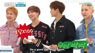 [ENGSUB] When SHINEE TAEMIN Doesn't Know How To Speak Korean WEEKLY IDOL