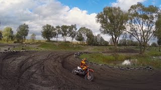 preview picture of video 'DRONECTRL | A day of motocross fun!'