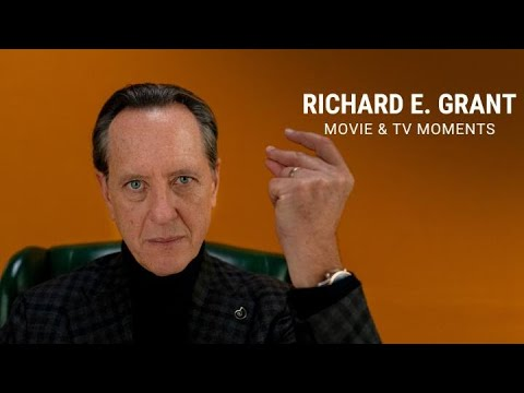Richard E. Grant | IMDb Supercut
