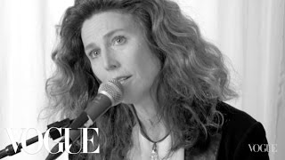 <b>Sophie B Hawkins</b> Performs Damn I Wish I Was Your Lover  Vogue