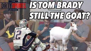 Why Tom Brady is NOT the GOAT According to Joe Praino