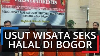 Video Testimoni Bule soal Wisata Seks Halal di Bogor Tersebar Internasional, Ini Keterangan Polisi