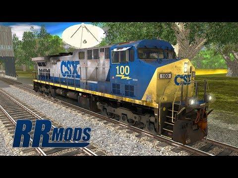 Trainz A New Era [ IMPERIAL TRAINZ EQUIPMENT Add-On ] - BNSF C44-9W