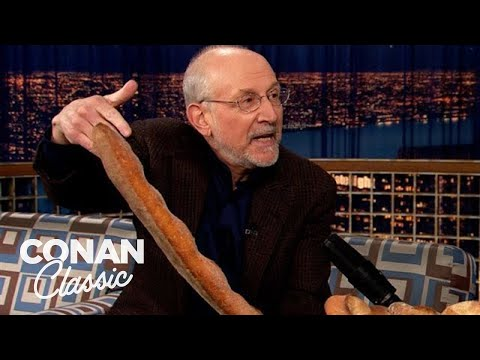 From 2007: Conan's interview with bread expert Steven Kaplan goes off the rails