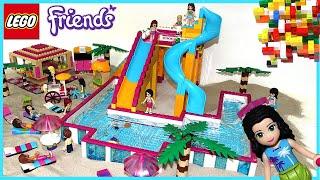 Lego Friends Holidays on the Beach 4 by Misty Brick.
