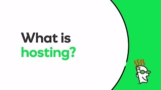 What Is Web Hosting? Explained Simply | GoDaddy