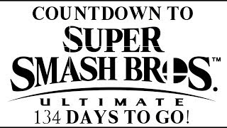 Countdown to Ultimate! SSB Melee - Classic, Adventure and All-Star with Ness (134 Days To Go)