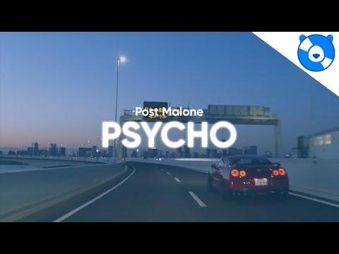 Post Malone - Psycho ft. Ty Dolla $ign (Clean - Lyrics)