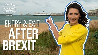 Brexit: Is it over for the Port of Dover? | CNBC Reports