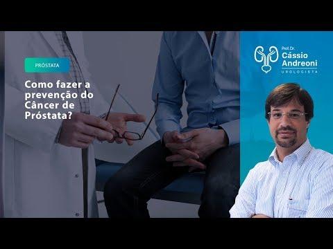 Biópsia da próstata e pesquisa