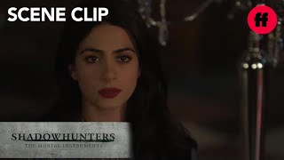 Shadowhunters | Season 2, Episode 8: Max Lightwood's Rune Ceremony | Freeform