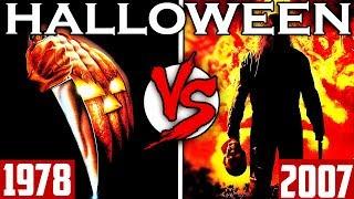 ХЭЛЛОУИН 1978 Vs. ХЭЛЛОУИН 2007/ Halloween 1978 Vs. Halloween 2007