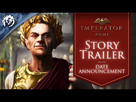 Imperator: Rome - Release Date Announcement / Story Trailer thumbnail