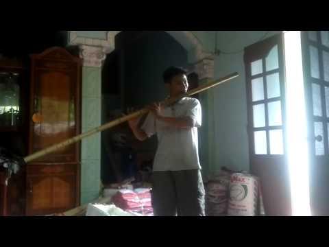 Minh Huề Học Thổi Sáo | Đã Yếu Còn Đòi Ra Gió |  2013