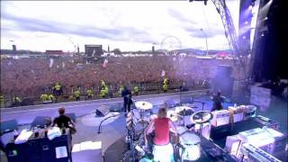 Foo Fighters - Learn to fly - 07.10.2011 @ T in the Park - HQ