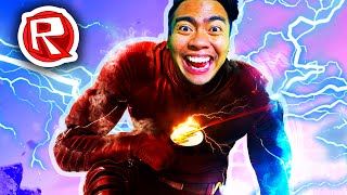 FILIPINO FLASH 2.0! | SUPERHERO TYCOON | Roblox