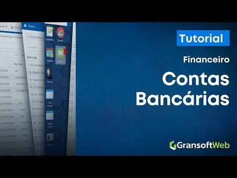 Cadastrando uma Conta Bancária