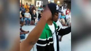 Judge Showcase - Detroit Jit Battle In Capitol Park!!