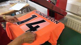 Vlog 2: Printing My Jerseys at SoccerBox!
